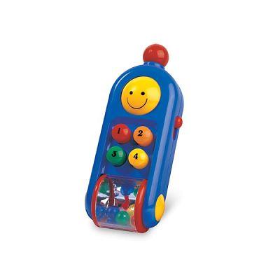 Classic  Telefon mobil de jucarie cu ventuza de la Tolo