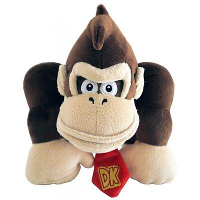 Papusa de plus DONKEY KONG de la Nintendo