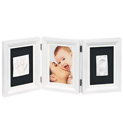 Baby Art Rama foto Double print  WHITE & BLACK