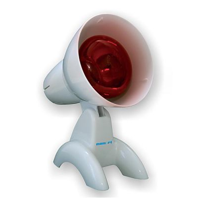 Momert Lampa in infrarosu