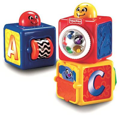 Set 3 cuburi Prietenoase
