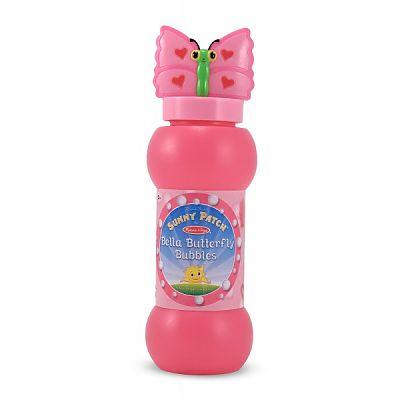 Jucarie cu baloane de sapun Bella Butterfly Bubbles
