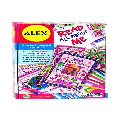 Alex Toys Cartea mea despre mine