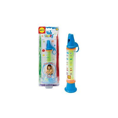 Fluierul magic de baie de la Alex Toys