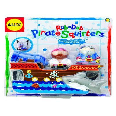 Alex Toys Stropitori de baie Pirati