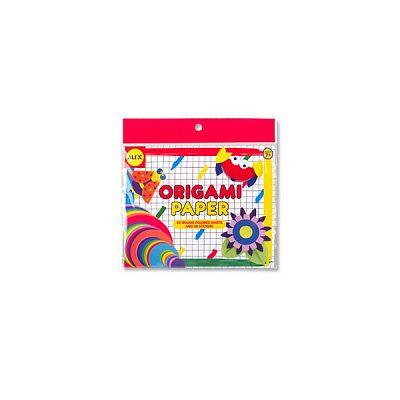 Origami - Hartie circulara de la Alex Toys