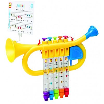 Alex Toys Trompeta de apa