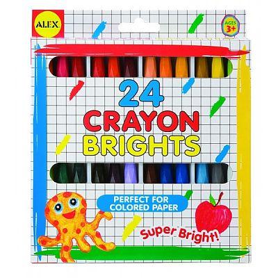 Alex Toys Culori stralucitoare pentru hartie colorata