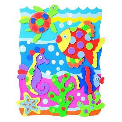 Spuma oceanului - stickere spuma de la Alex Toys