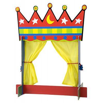Alex Toys Teatru de papusi Crown