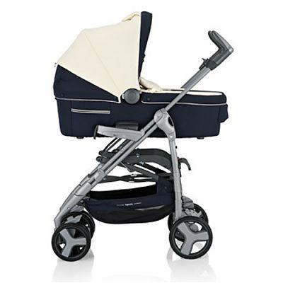 Carucior Zippy System Free 2012  (sasiu ,landou, scaun sport, scaun auto) de la Inglesina