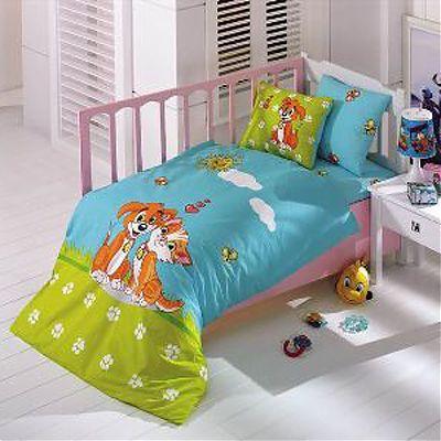 Set dormit baby Kristal Patty Turcoaz