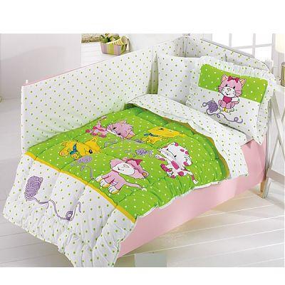 Set dormit baby Kristal Kedicik Verde