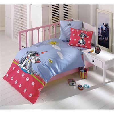 Set dormit baby Kristal Patty Bleu