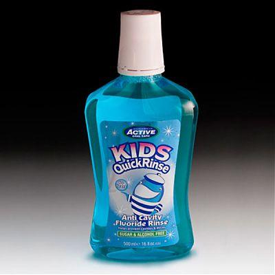 Apa de gura pentru copii