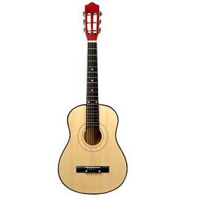 Chitara lemn 72 cm., Natur de la New Classic Toys