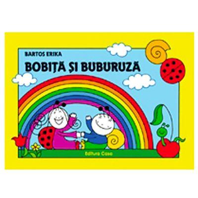 Editura Casa Bobita si Buburuza
