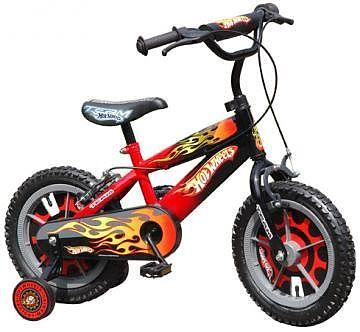 Bicicleta Hot Wheels 16'' de la STAMP