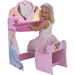Masuta cu oglinda Disney Princess de la Worlds Apart