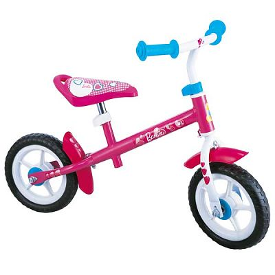 Bicicleta Barbie Runing Bike de la STAMP