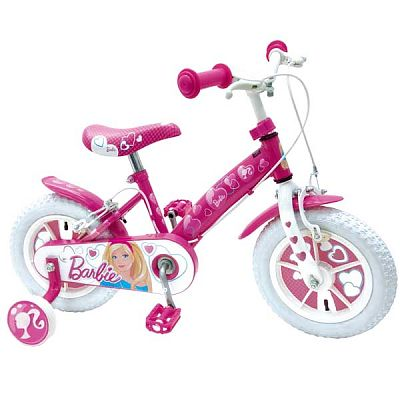 Bicicleta Barbie 12