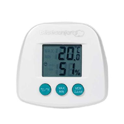 Termometru si higrometru de camera