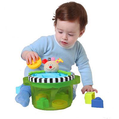 Taf Toys Jucarie muzicala multifunctionala - Sortatorul Kooky