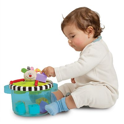 Taf Toys Jucarie multifunctionala - Sortatorul vesel