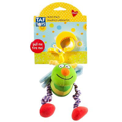 Jucarie cu vibratii - Albinuta vesela Green de la Taf Toys