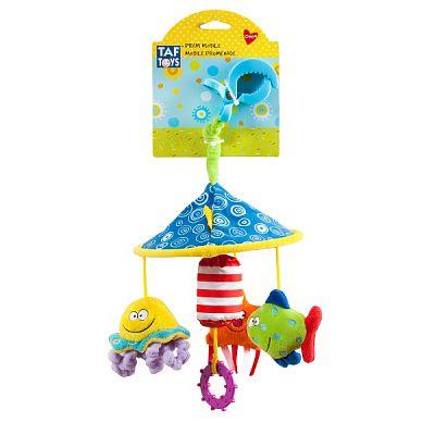 Jucarie landou/ carucior - Plimbare distractiva de la Taf Toys