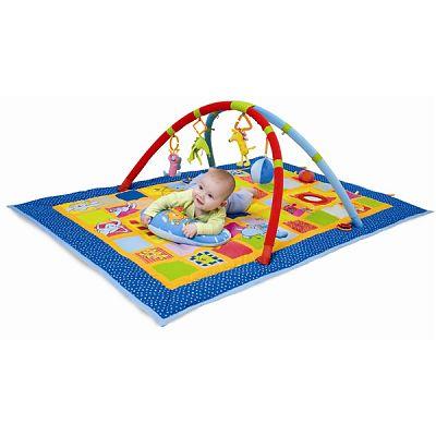 Centru de joaca - Curiozitati magice 3 in 1 de la Taf Toys
