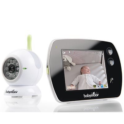 Videointerfon bi-directional cu Touch Screen de la babymoovNEW