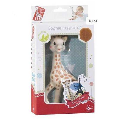 Vulli Girafa Sophie in cutie cadou 'Fresh Touch'