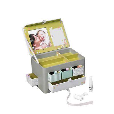 Cutie Treasures Box New 2014 de la Baby Art