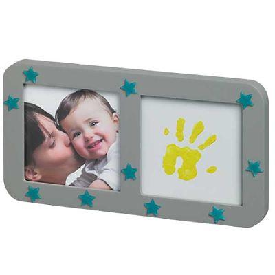 Rama fosforescenta pentru amprenta si fotografie de la Baby Art