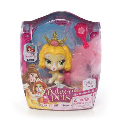 Disney Princess Palace Pets Catelusul Rose