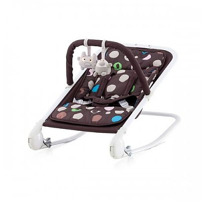 Chipolino Scaunel balansoar Baby Boo chocolate 2014
