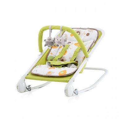 Scaunel balansoar Baby Boo green 2014