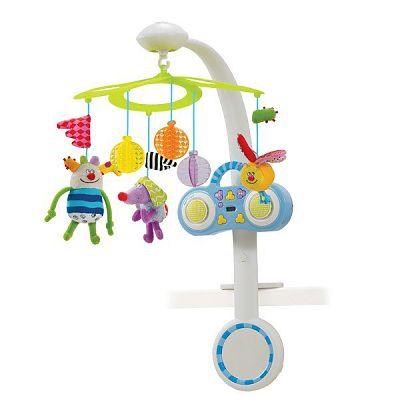 Carusel muzical - Muzica mea MP3 Stereo de la Taf Toys