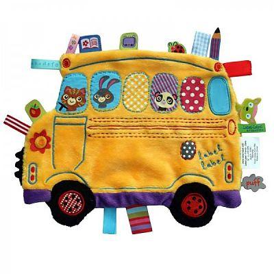 LABEL LABEL Minipaturica de somn si joaca Holiday Schoolbus