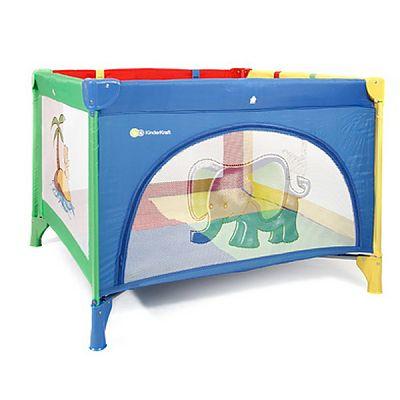 Kinderkraft Tarc de joaca Play Colors