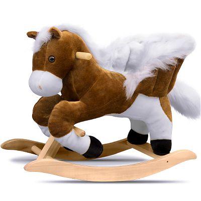 Calut Balansoar Pony Maro Inchis de la MyKids