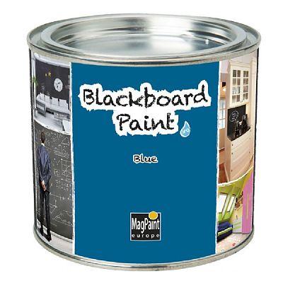 Vopsea Blackboard ALBASTRA 0.5L