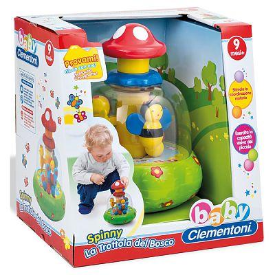 Jucarie rotativa de la CLEMENTONI Baby