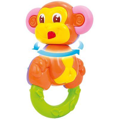 CLEMENTONI Baby Zornaitoare Maimutica