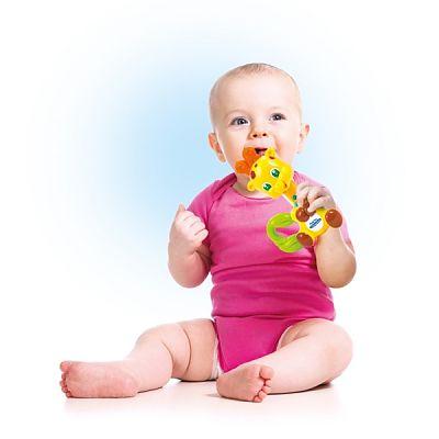 CLEMENTONI Baby Zornaitoare Girafa