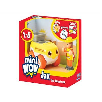 Jucarie - Mini Basculanta Jax de la wow