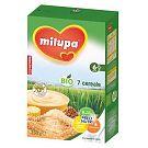 Cereale Bio 7 Cereale fara lapte 250 g de la Milupa
