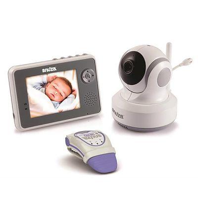 Snuza Set de monitorizare a bebelusului bi-directional Duo