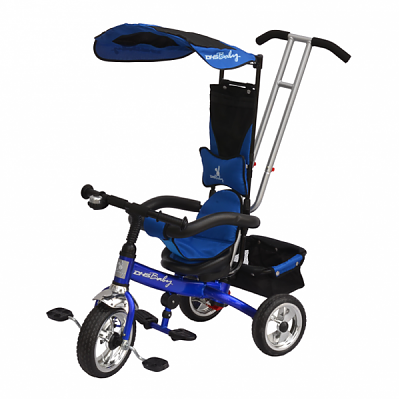 DHS Baby Tricicleta Scooter 118